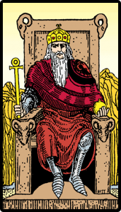 carta el emperador tarot