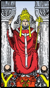 carta el sacerdote tarot