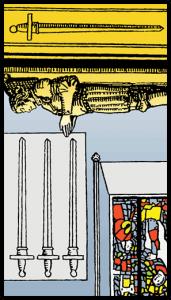 cuatro de espadas significado