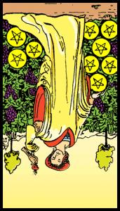 nueve de oros significado